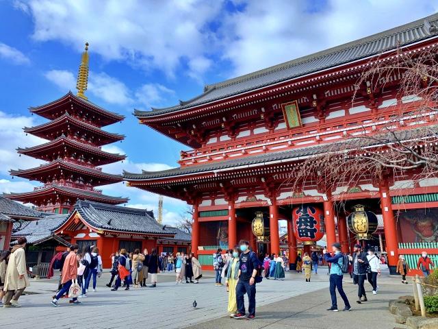 【東京】のメジャー観光スポット、ペットOKかどうかを調べてみた